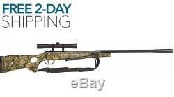 Pellet Des Armes À Feu Carabine Champ D'application 1400 Fps Hunting Bi-pod. 177 Cal Winchester Nouveau 2 Jours