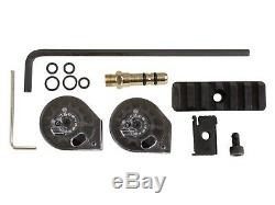 Perforateur Disjoncteur Silencieux Marin Sidelever Pcp Carabine À Air Comprimé 0,250