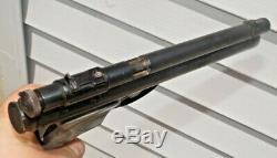 Pistolet À Air Comprimé Co2 Avec Pistolet À Gaz Benjamin Franklin 22 Vintage Rocket Pellet 22