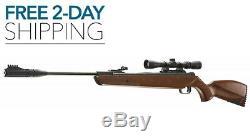 Pistolet Carabine Pellet 3-9x32 Scope 1350 Fps. 177 Hunting Cal Ruger Yukon Nouveau 2day