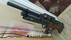 Rare Evanix Max (version Complète Auto). 357 Pcp Carabine À Air Comprimé (big Bore Arme À Plomb) 9 MM