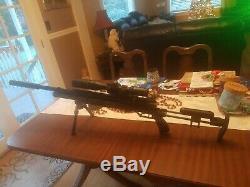 Rare Evanix Sniper. 45 800 Carabine À Air Comprimé Appel Ips. Avec 200 Grains De Pcp Carabine À Air Comprimé