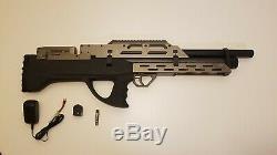 Rare Select Feu Evanix Max. 25 (avec Tout Automatique) Pcp Carabine À Air Comprimé Pistolet À Pellets