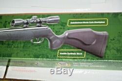 Remington Hunter Express. 22 Cal Pause Canon Pistolet À Air Granules & Carabine 4x32 Portée