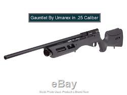 Revendeur Agréé Umarex - Gauntlet Pcp. 25 Cal Brand New Withgarantie