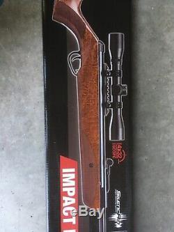 Ruger Impact Max. 22 Pellets Gaz À Piston Carabine À Air Comprimé Avec 4x32 Portée 1000 Images Par Seconde