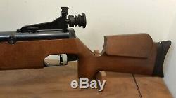 Rws Diana 75 Match Carabine À Air Comprimé Arme À Plomb. 177 Late Model Stock Solide Min. Usage
