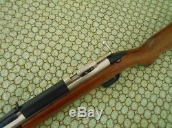 Sheridan Silver Streak. 20 Cal Pompe Airgun Exc +++ Réserve No Sécurité Rocker Wow