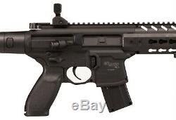 Sig Sauer MCX Asp Carabine À Air Comprimé. 177 À Granulés 700fps Noir Air-mcx-177-88g-30-blk