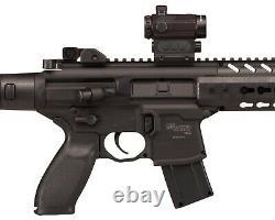 Sig Sauer MCX Co2.177 Pellet Semi-auto Air Rifle-red Dot Scope! Limitée #