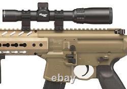 Sig Sauer MCX Co2.177 Rifle-tan Semi-auto! Pas De Champ D'application Inclus