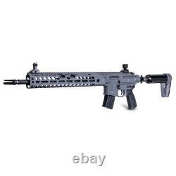 Sig Sauer MCX Virtus Pcp Air Rifle. 22 Cal Pellet Pcp Airgun + Réservoir Rechargeable
