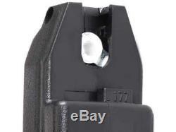 Sig Sauer Mcx. 177 Cal Co2 Carabine À Air Comprimé Avec Co2 90 G 2-pack 500 Pellets Plomb Noir