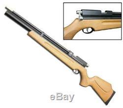 Spa M10 M 10 Carabine À Air Comprimé Snowpeak Gun 4.5mm Ou 5.5mm Bois Stock 1000 Images Par Seconde Pcp