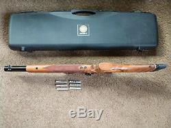 Styre Hunting Auto 5 Carabine Carabine À Air Comprimé Pcp. 22cal. L'état Neuf Avec 6 Mags