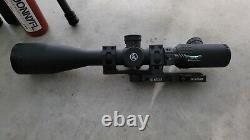 Texan De L'armée De L'air. 357 Carbine Pcp Air Rifle Avec Des Extras