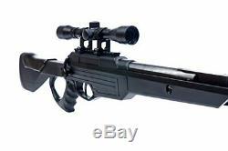 Tpr 1300 Supprimée Chasse Carabine À Air Comprimé. 177 Airgun Pellets Portée 1300 Fps Nouveau