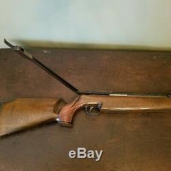 Très Rare Carabine À Air Comprimé Cible 110 Feinwerkbau Cal. 4,5 /. 177 # 32167