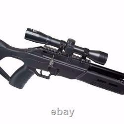 Umarex Fusion 2.177 Cal Silencieux Rifle D'air Co2 Avec 4x32 Portée Nouveau