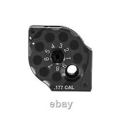 Umarex Fusion 2 Co2.177 Air Rifle Et Extra Mag 2 Co2 Réservoirs Wearable4u Pellets