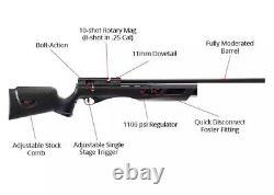 Umarex Gauntlet Pcp Air Rifle 0.177 Cal 1000 Fps Wow! C'est Vrai! Puissant
