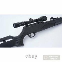 Umarex Ruger Targis Hunter Max. 22 Rifle Aérien Portée + Sling 800 Fps 2244241