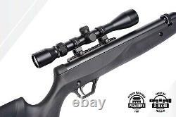 Umarex Synergis. 177 Gun À Pellets Air Rifle 3-9x40mm Portée Et Anneaux 12 Round Mag