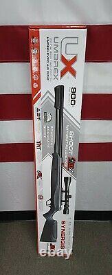Umarex Synergis. 22 Cal Gas Piston 900fps Air Rifle Avec 3-9x40mm Portée 2251324
