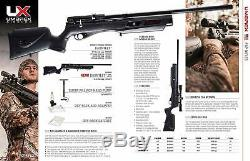 Umarex Ux Gauntlet Pcp Powered Bolt Action. 177 Calibre Granules Carabine À Air Comprimé 2252603