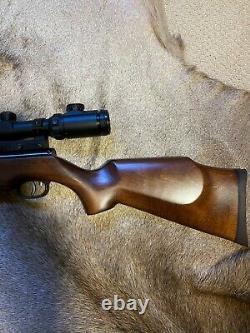 Vintage Beeman Modèle R9.20 Air Pellet Rifle Made In Germany Made By Beeman