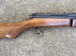Vintage Benjamin 342 Deluxe. 22 Cal Carabine À Air Comprimé Pistolet Racine Travail À Pellets