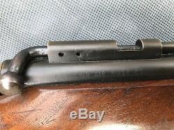 Vintage Benjamin Franklin Modèle 347 Cal 177 Pompe Fusil Arme À Plomb
