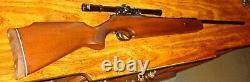 Vintage Diana Huntress Modèle 34 Air Rifle