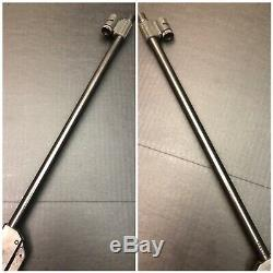 Vintage Rws Modèle 45 Air Granules Fusil. 177 Hardwood Stock Regard! Allemagne