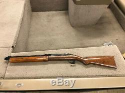 Vintage Sheridan Blue Streak 5 Mm. 20 Calibre Carabine À Air Comprimé / Gun -not Travail Pellets