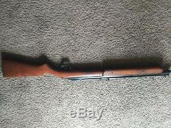 Vintage Sheridan Série C Blue Streak 20 Cal. Pistolet Pellet Carabine À Air Comprimé. Travaux