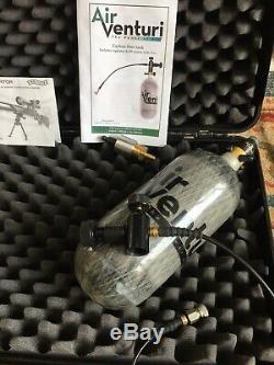 Walther 1250 Dominator Ft Combo Carabine À Air Comprimé (22 Cal.) - Noir