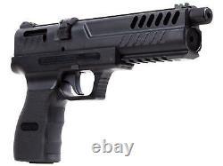Webley Nemesis Co2 Air Pistol 0.177 Cal Multi-shot Co2 Rifled Steel Barrel