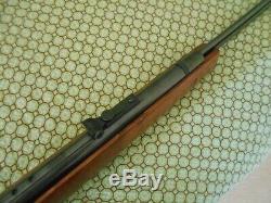 Weihrauch Hw57 Carabine À Air Comprimé Pistolet À Pellets. 177 Exc + Sporter Airgun Pas De Réserve Wowzer