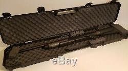 (tout Neuf) Evanix Monstre Haut De Gamme. 357 (big Bore Pcp Hunting Air Rifle À Pellets)